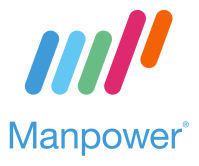 Logo Manpower - Robert Uldry, Installations Sanitaires
