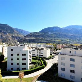 Grand Panorama - Sierre - 70 appartements